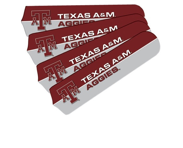 Texas A&M Aggies 42-Inch Ceiling Fan Blade Set - Sports Fans Plus