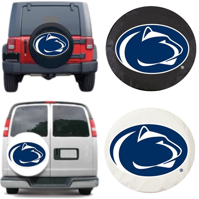 Penn State Nittany Lions Exact Fit Tire Cover - Sports Fans Plus