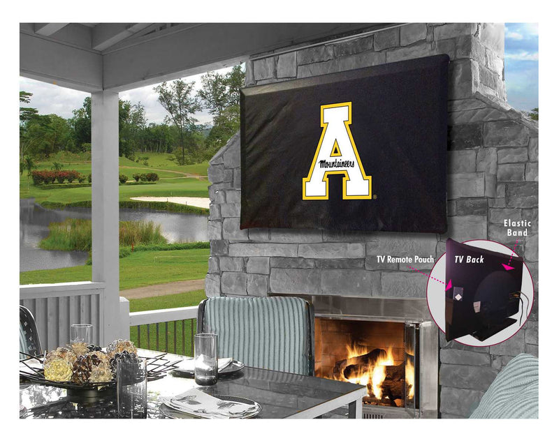 Appalachian State Mountaineers TV Cover