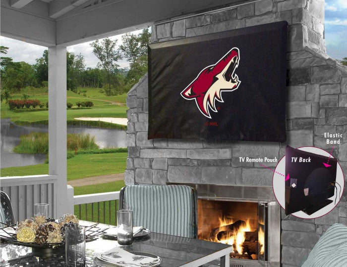 Arizona Coyotes NHL TV Cover