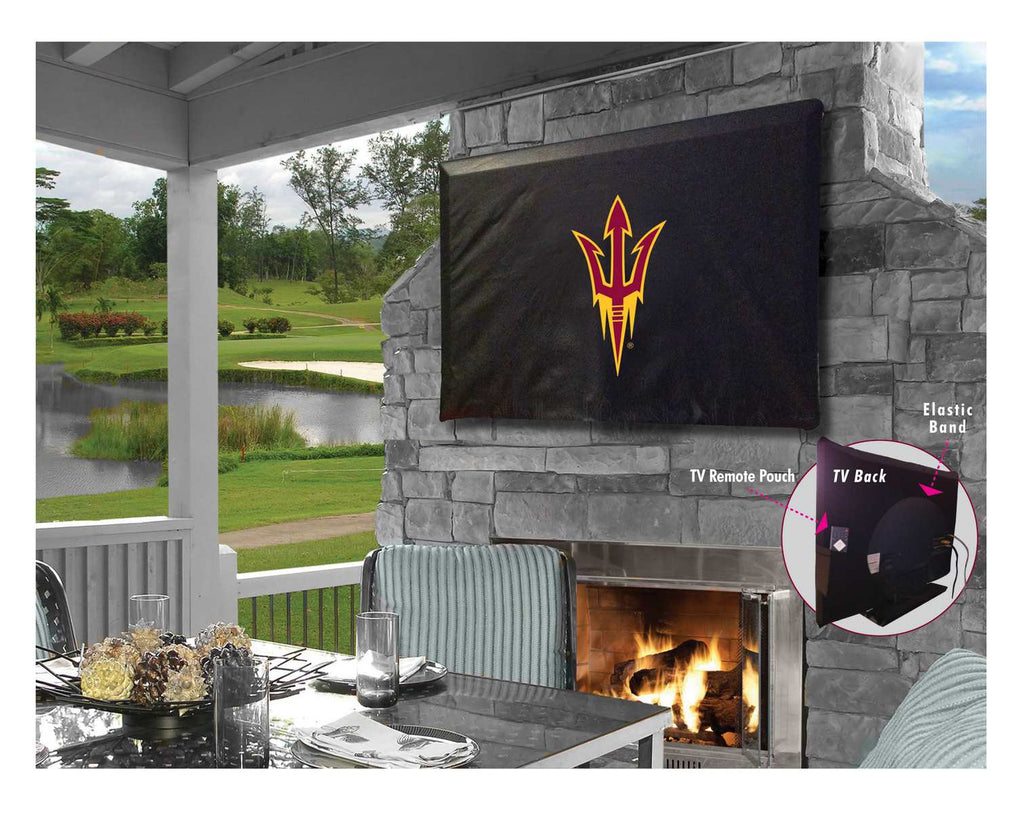 Arizona State Sun Devils Fork TV Cover