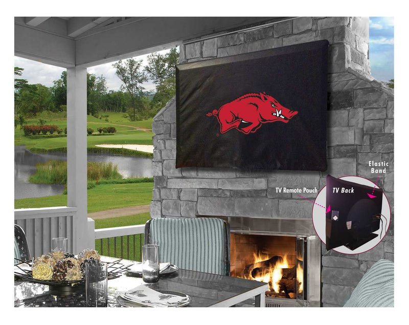 Arkansas Razorbacks TV Cover