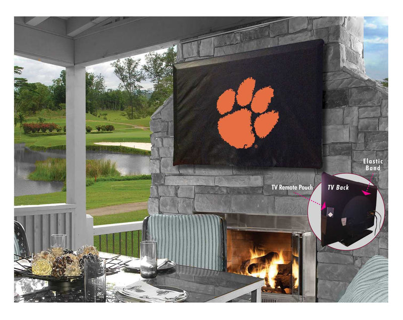Clemson Tigers TV Cover