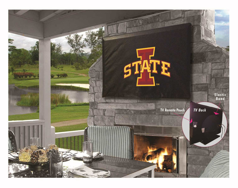 Iowa State Cyclones TV Cover