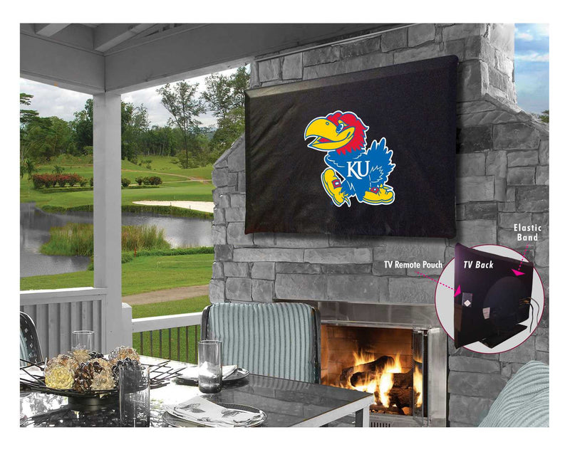 Kansas Jayhawks TV Cover