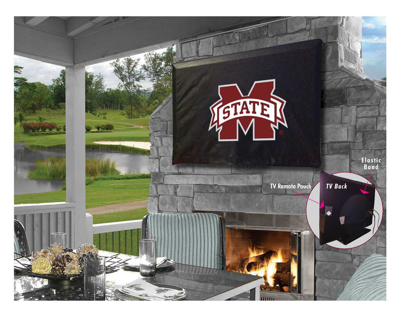 Mississippi State Bulldogs TV Cover