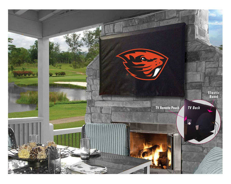 Oregon State Beavers TV Cover
