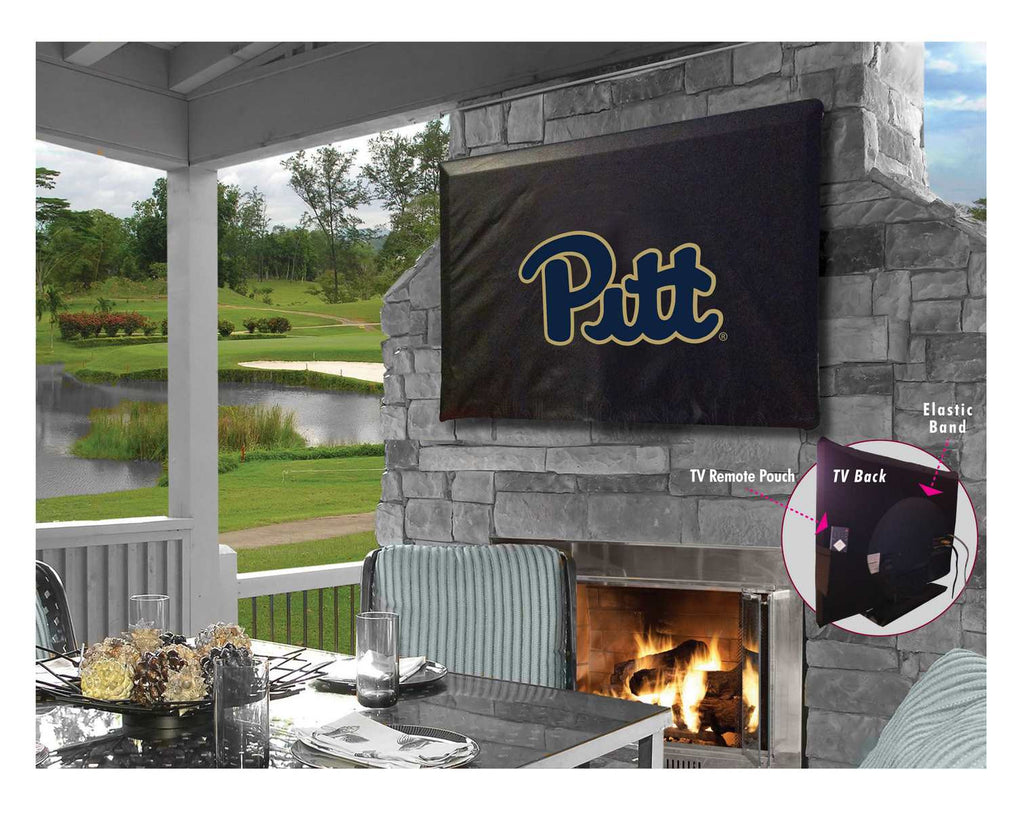 Pitt Panthers TV Cover