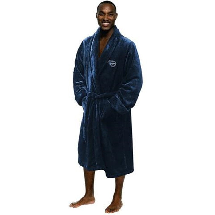 Tennessee Titans NFL Bath Robe - Sports Fans Plus - 1