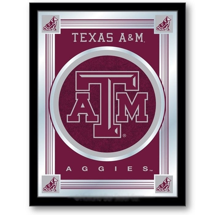 Texas A&M Aggies Logo Mirror