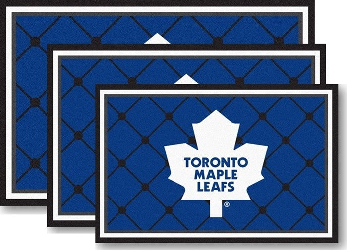 Toronto Maple Leafs NHL Area Rugs