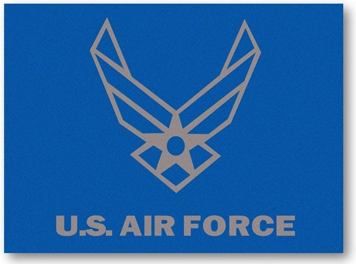 US Air Force All-Star Mat - Sports Fans Plus