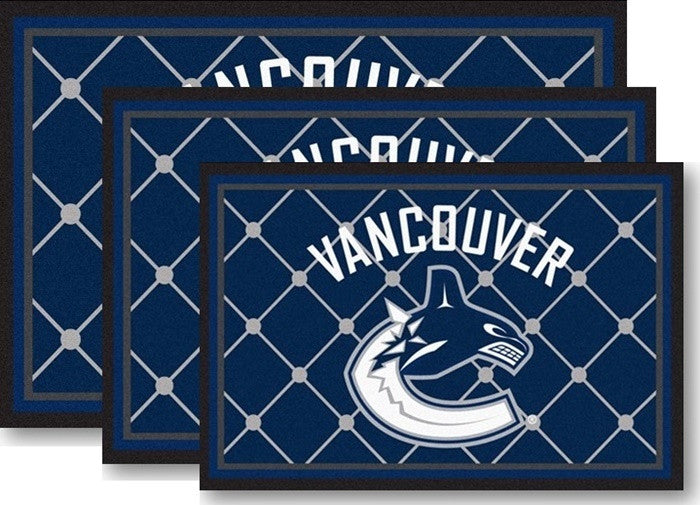 Vancouver Canucks NHL Area Rugs - Sports Fans Plus