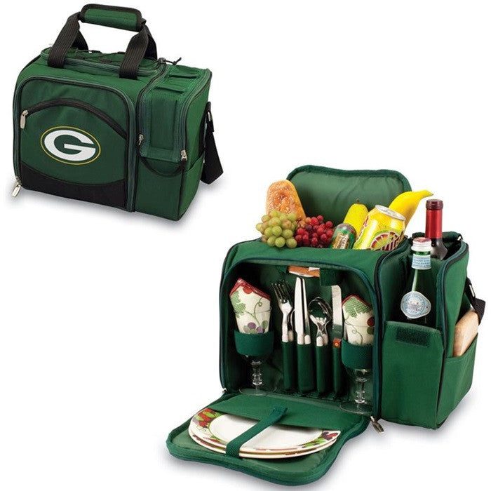 Green Bay Packers Malibu Picnic Pack - Sports Fans Plus