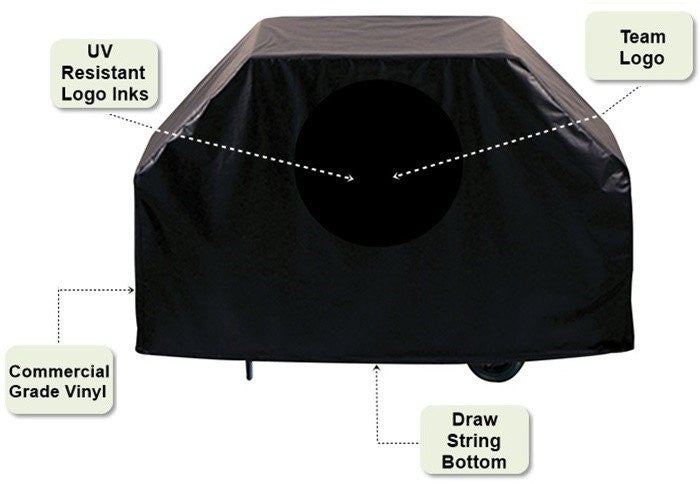 Appalachian State Mountaineers Grill Cover Features