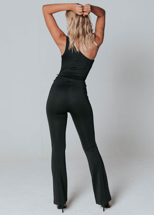 Jane Bodysuit - Black