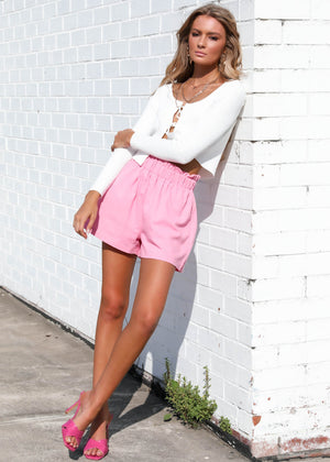 Dakota Shorts - Pink