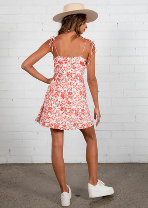 Wild Lights Dress - Blossom