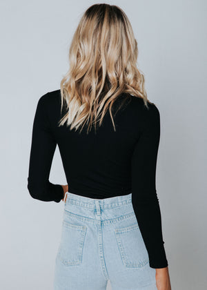 Madison Bodysuit - Black