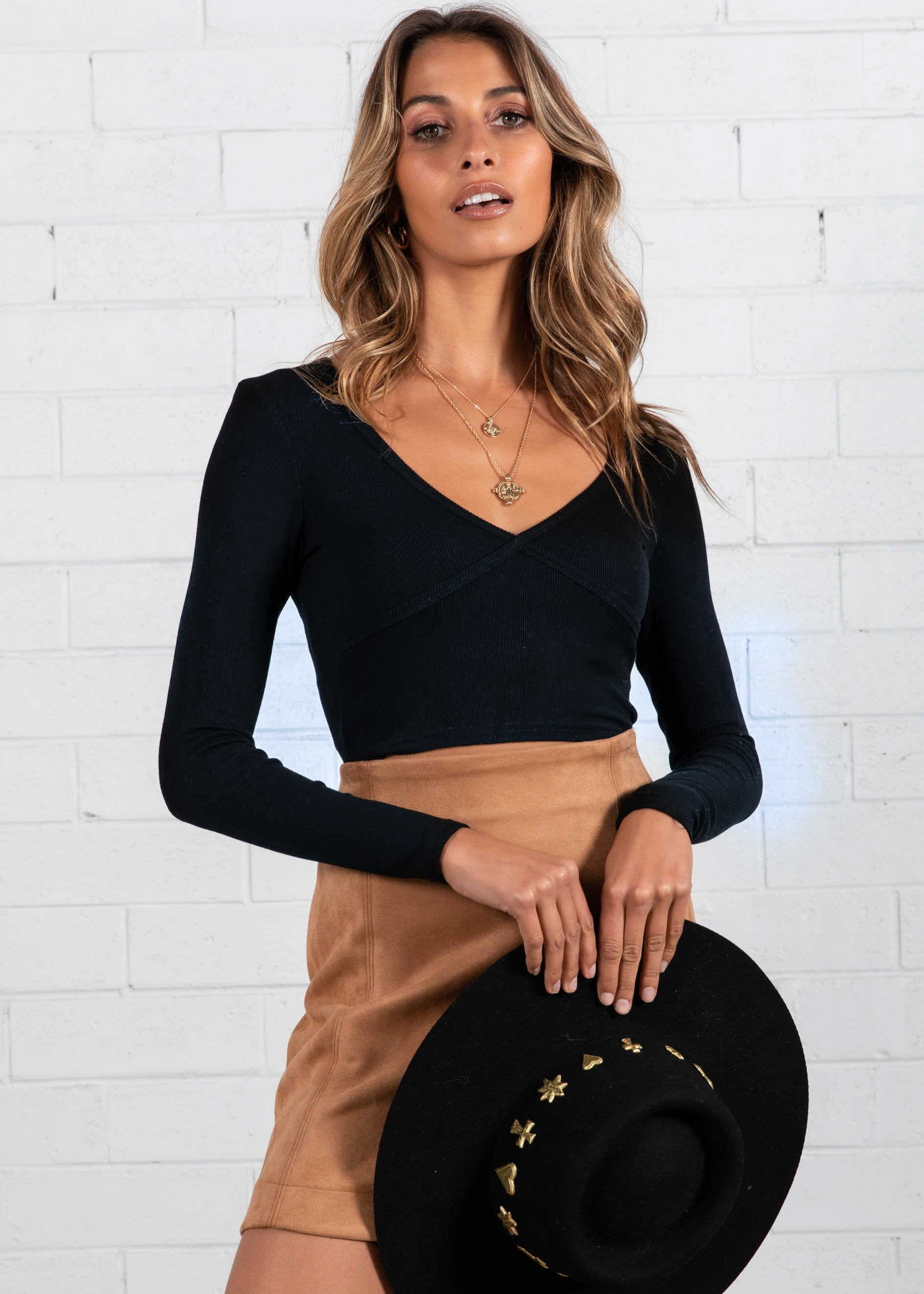 Sofie Top - Black