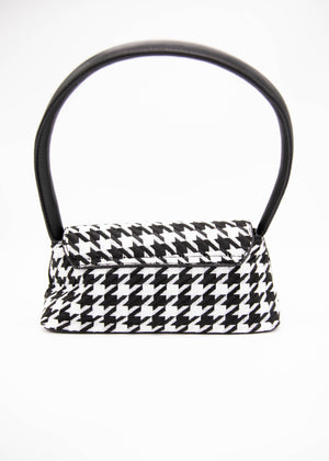 Tahlia Bag - White/Black