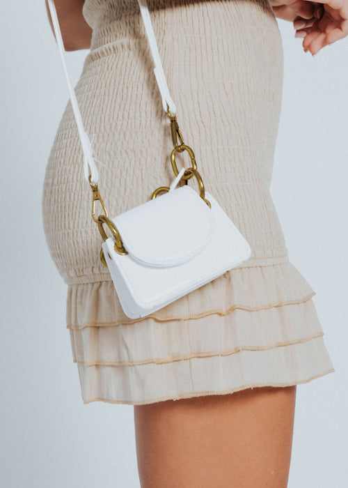 Coco Mini Bag - White