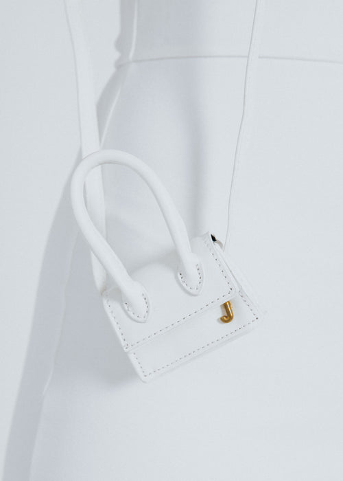 Jackie Mini Bag - White