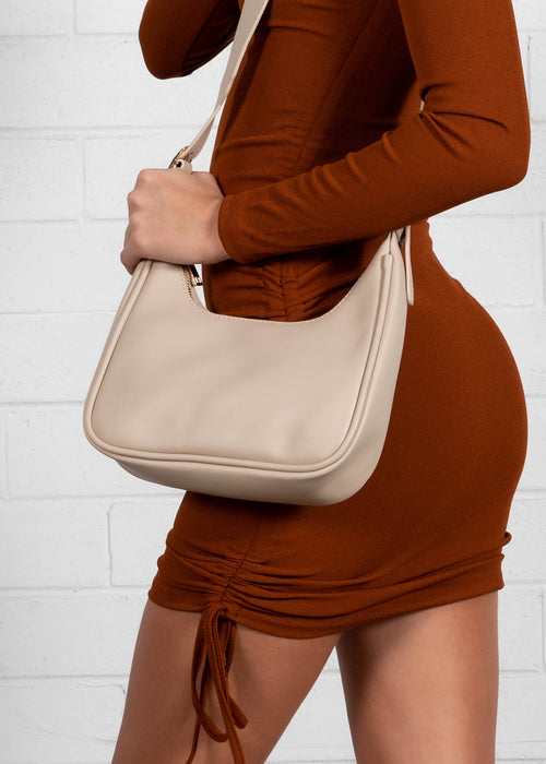 Right Way Bag - Beige