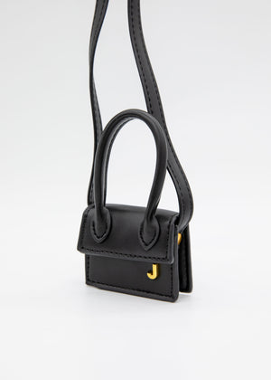 Jackie Mini Bag - Black