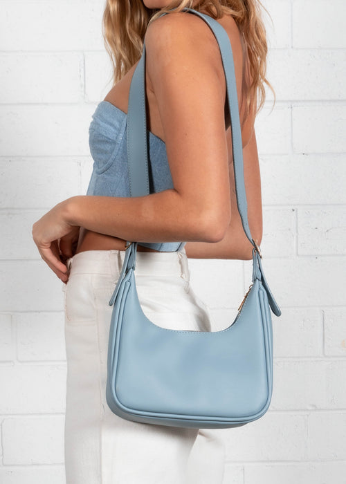 Right Way Bag - Sky Blue