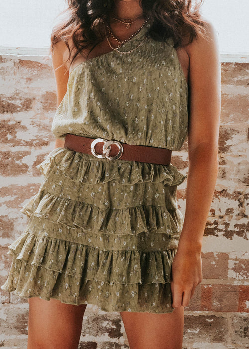 Roxy Belt - Tan