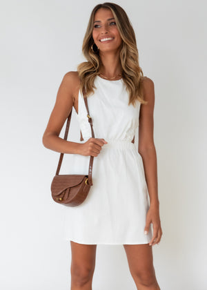 In Bloom Dress - Off White