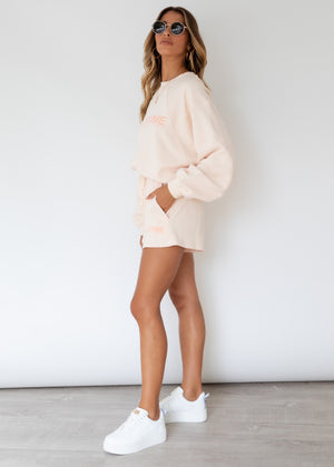 Afternoon Light Sweater - Cream