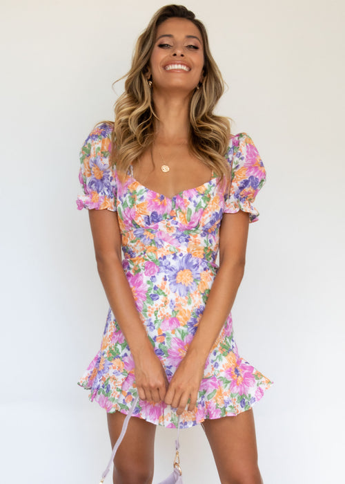 Play It Cool Dress - Floral