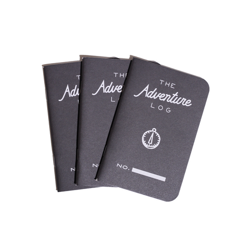 ADVENTURE LOG (BLACK)
