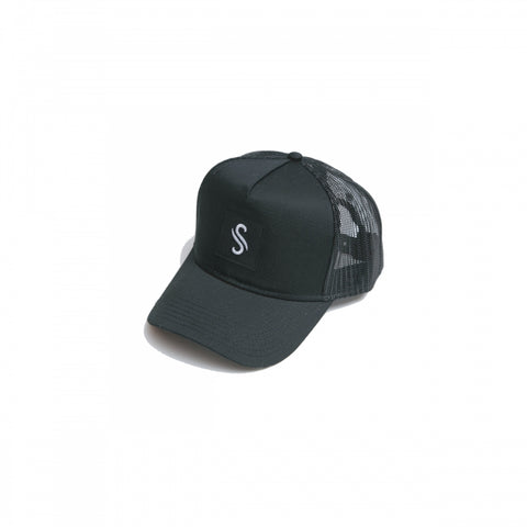 """S-icon"" Basic Trucker Cap"