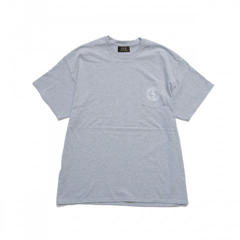 """S-cycle"" Print  Pocket T-Shirt"