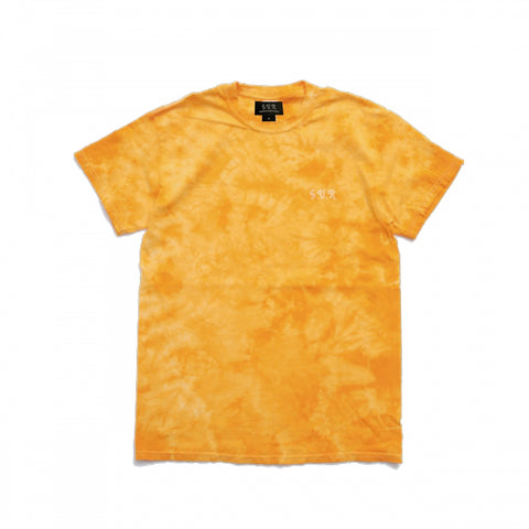 """S-seed grow"" tie dyeing Print T-Shirt"