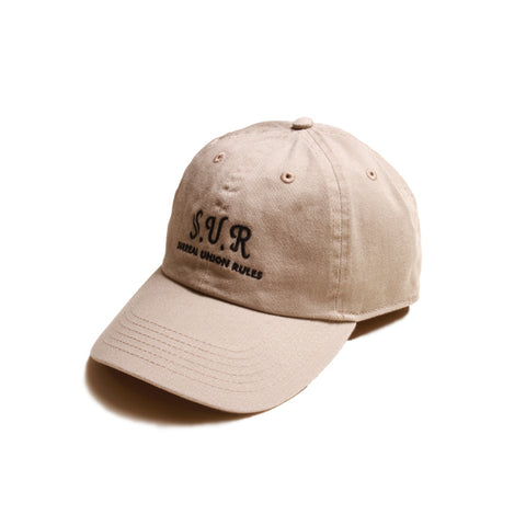 """S.U.R"" Logo Low Cap"