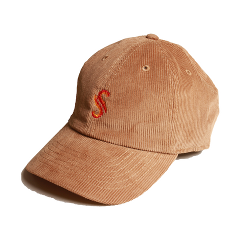 """Fire S-Icon"" Corduroy Cap"