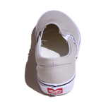 SLIP ON (SILVER LINING/T.WHT)