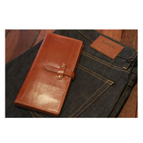 The Roma Wallet (Brown)