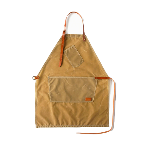 Workshop Apron (Field Tan)