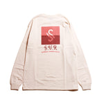 """S-Icon Pool"" L/S T-Shirt"