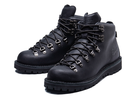 Trail Field Black