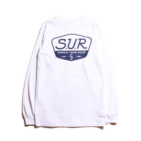"""S-Hexagon ""L/S T-Shirt"""