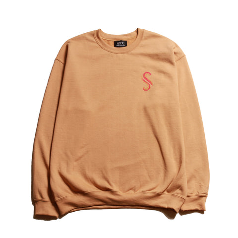 """Fire S-Icon"" Sweat Shirt"