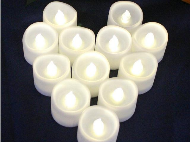 189 Electric Candle Light (24 Pcs)