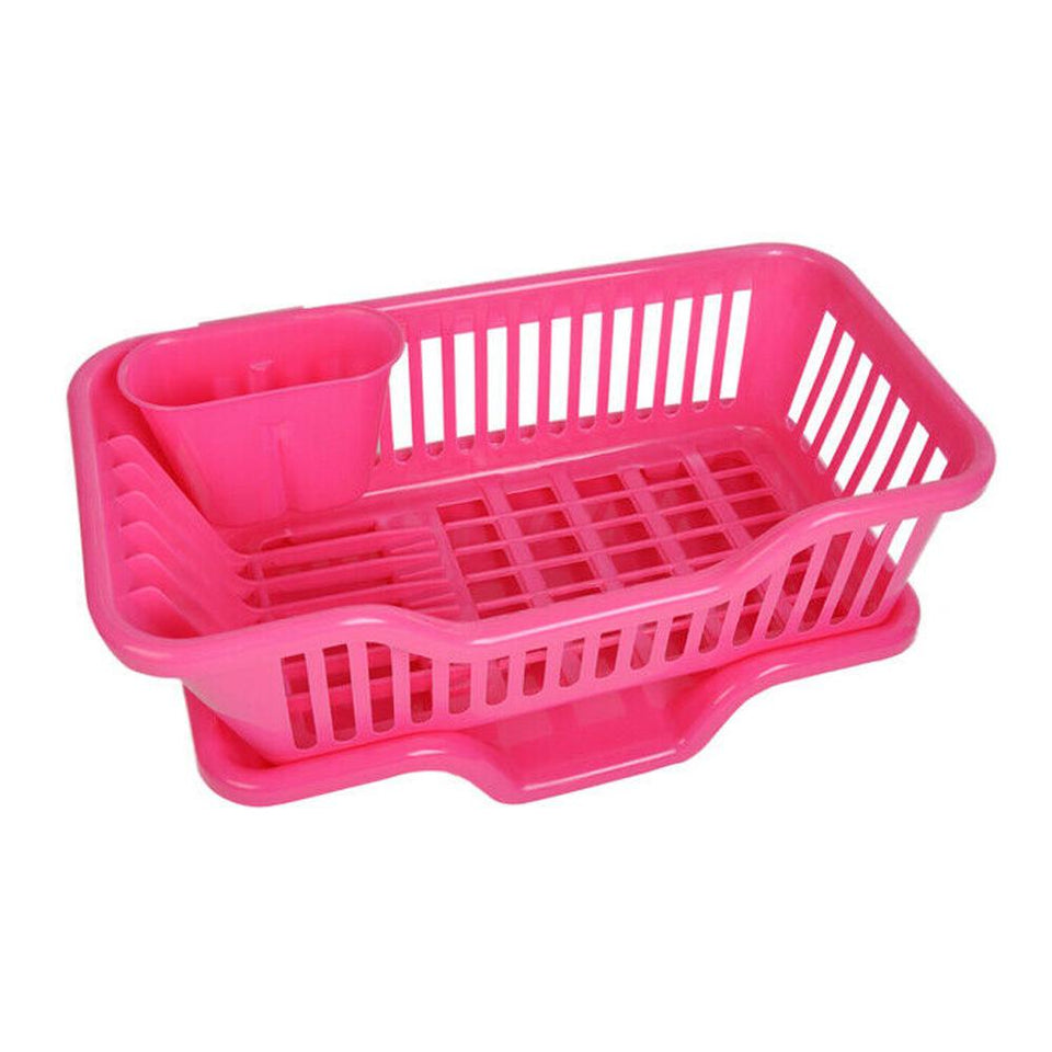 747 (Small) Plastic Sink Dish Drainer Drying Rack