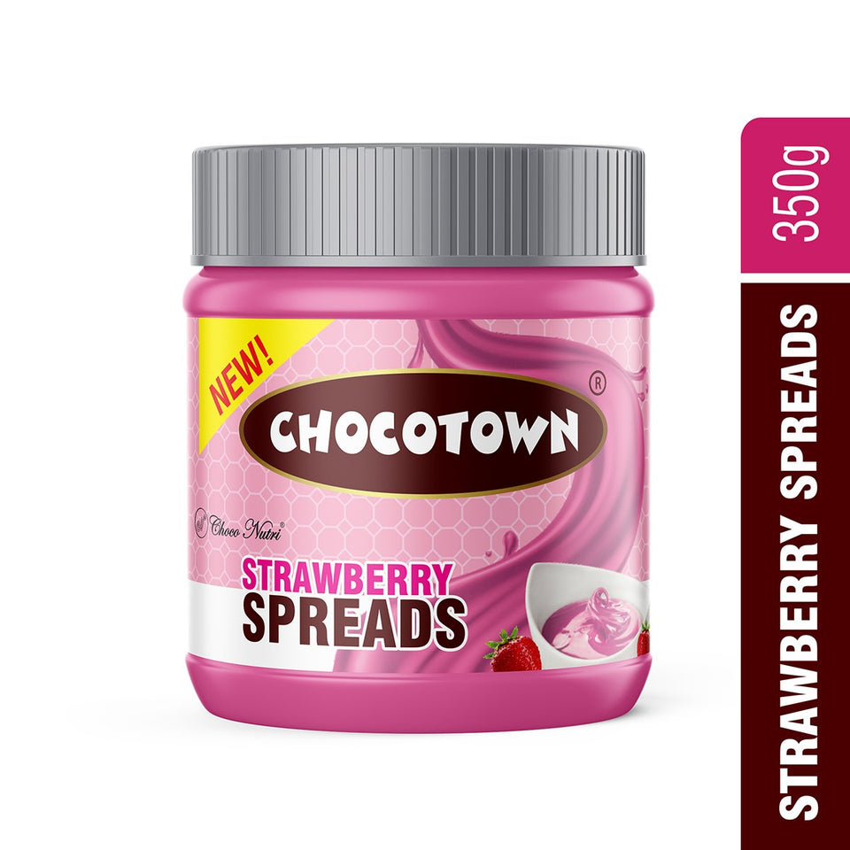 051 Strawberry spread (350 Gms)